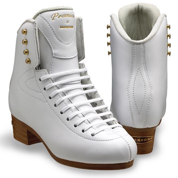 フィギュアスケート スケート靴 JACKSON(ジャクソン) プレミア 白