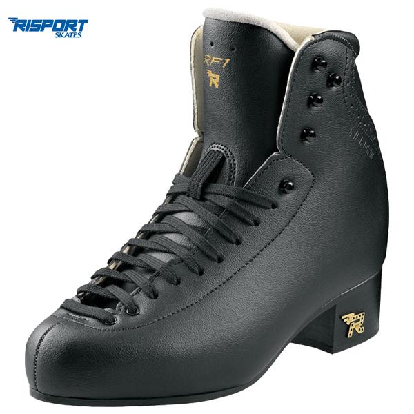 RISPORT スケート靴 RF1 エリート -Black C幅