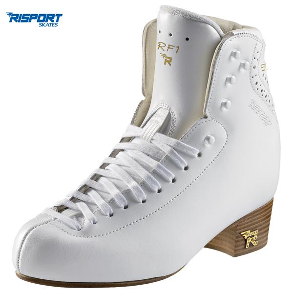 RISPORT スケート靴 RF1 エリート -White C幅