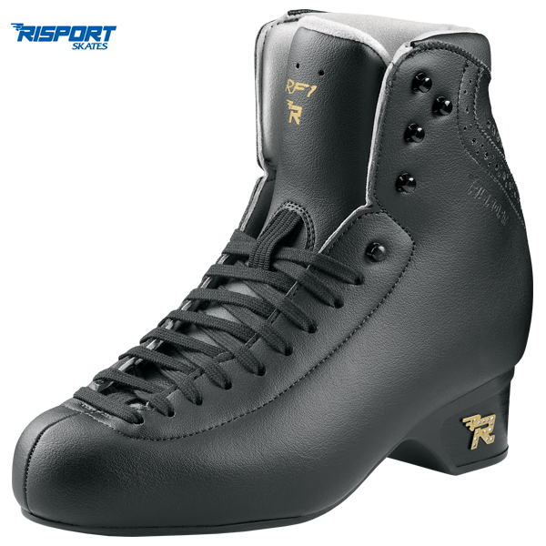 RISPORT スケート靴 RF1 エクスクルーシブ -Black C幅