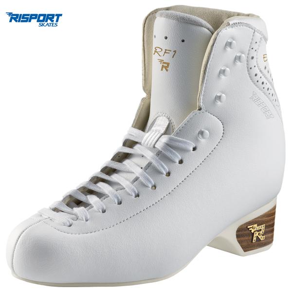 RISPORT スケート靴 RF1 エクスクルーシブ -White C幅