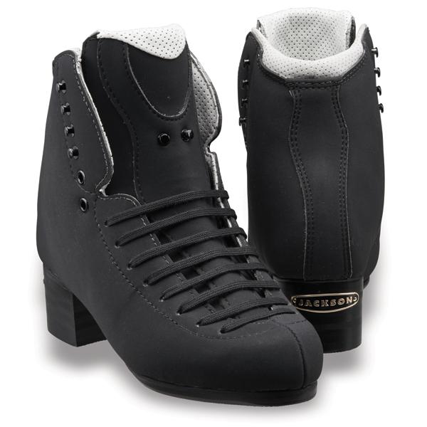 JACKSON スケート靴 Supreme 5852 -Black Suede