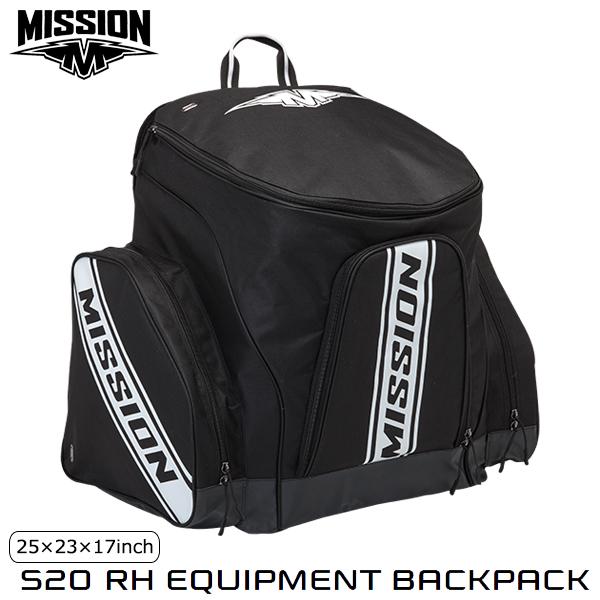 MISSION S20 イクイップメント バックパックBP