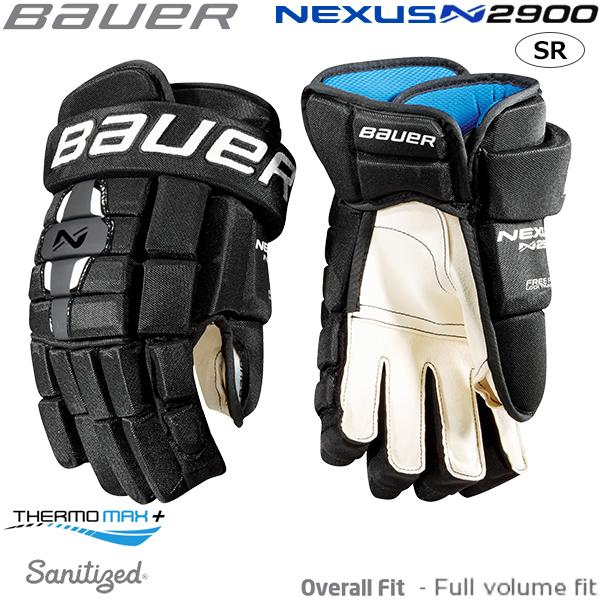 BAUER(バウアー) グローブ S18 ネクサス N2900 SR
