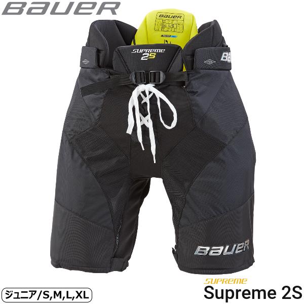 BAUER(バウアー) パンツ S19 シュープリーム 2S JR