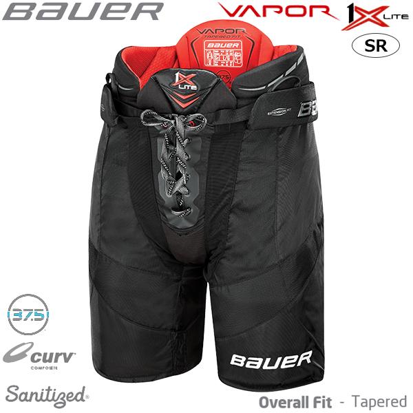 BAUER(バウアー) パンツ S18 ベイパー 1X LITE SR