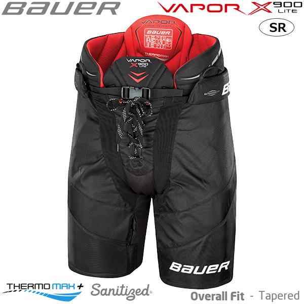 アイスホッケー パンツ BAUER(バウアー) S18 ベイパー X900 LITE SR