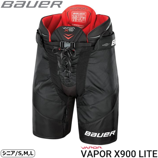 BAUER(バウアー) パンツ S18 ベイパー X900 LITE SR