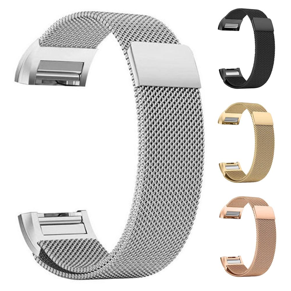 Fitbit Charge2 対応 バンド 新作アイテム毎日更新 交換用 ステンレス ベルト スーパーセール期間限定