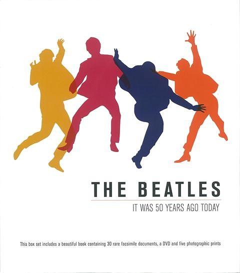 【バーゲンブック】THE BEATLES  IT WAS 50 YEARS AGO TODAY【中古】