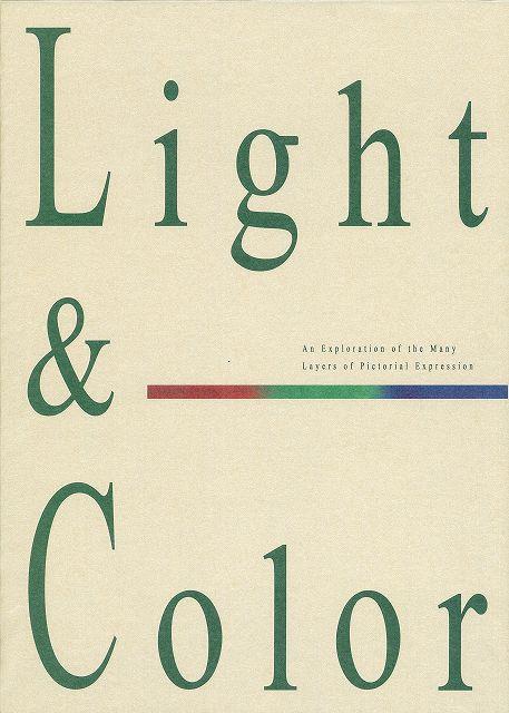【バーゲンブック】Light&Color【中古】