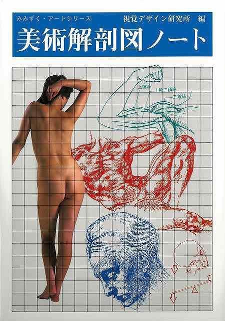 送料無料激安祭 バーゲンブック 全商品オープニング価格 美術解剖図ノート 中古