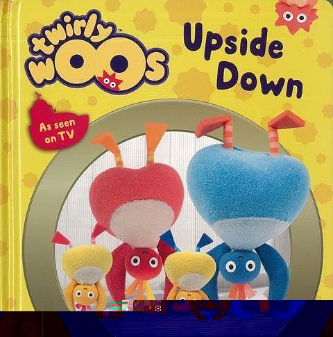 バーゲンブック Upside メーカー直送 Down-twirlywoos 特価キャンペーン 中古