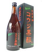 コウジ黒酢(黒コウジ酢) 720ml 6本 サンヘルス