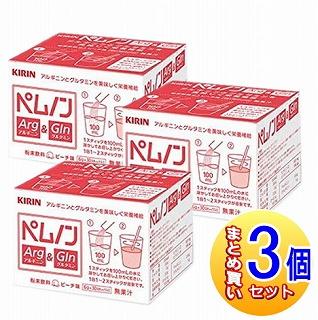 【3個セット】ペムノン ピーチ味 6g×30 キリン【小型宅配便】