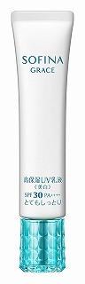 【3個セット】ソフィーナ グレイス 高保湿UV乳液(美白) とてもしっとり 30g SPF30 PA++++ 【メール便送料無料】/医薬部外品