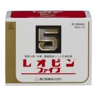 【第3類医薬品】レオピンファイブw 60ml×4本入 受注発注商品