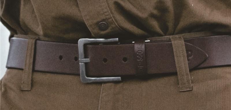 09110910シリーズHOP SCOT 作業服 作業着 ベルト 中国産業 CUC カジュアル 牛革 男性用 メンズ ズボン パンツ0wmOPN8vny