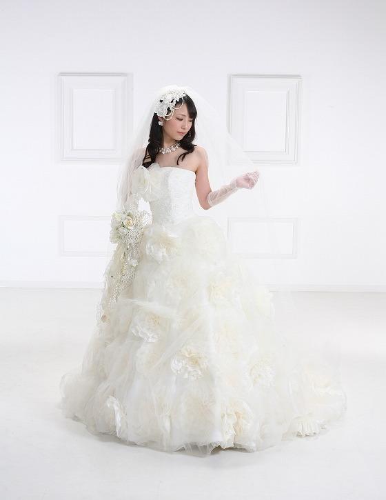 ドレス ウェデイングドレス 送料無料レンタルドレス ドレス結婚式ドレスレンタル レディースドレス花嫁 kr-005