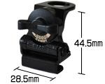 コメット RS020B ブラック ハッチバック基台 予約販売品 トランク 超小型 オンライン限定商品