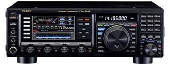八重洲無線 FTDX3000シリーズHF/50MHz ALL MODEアマチュア無線トランシーバー
