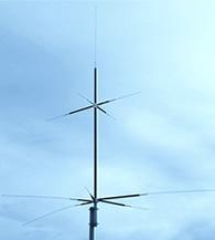 ダイアモンド CPVU8 8バンドGPアンテナ