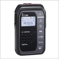 アイコム IC-DPR30 携帯用デジタルトランシーバー