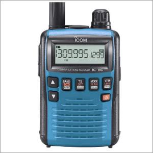 アイコム 広帯域受信機 IC-R6 メタリックブルー