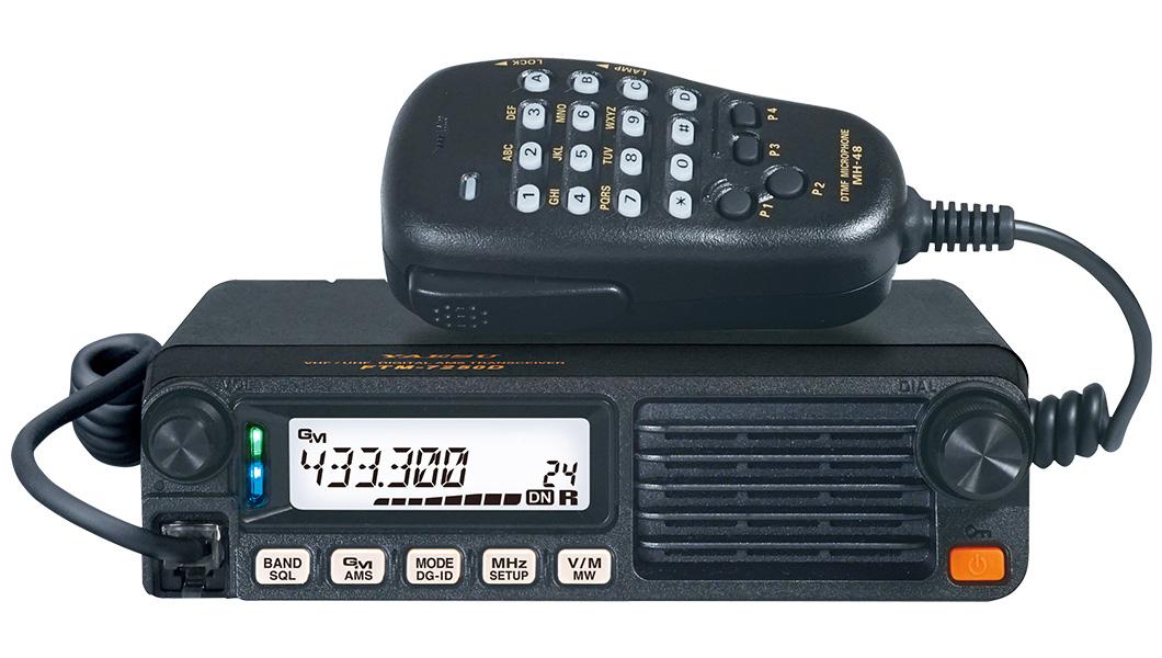 八重洲無線 FTM-7250D 144/430MHz デュアルバンドデジタルトランシーバー