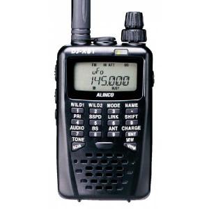 アルインコ DJ-X8 広帯域受信機+イヤホン