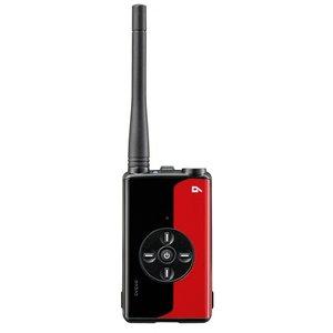 アルインコ(ALINCO) DJ-DPX1 RA(ルビーレッド) 5W デジタル30ch (351MHz) ハンディトランシーバー