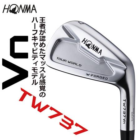 ●ホンマゴルフTOUR WORLD/ツアーワールドTW737 Vn アイアンVIZARD IB カーボンシャフト 6本セット(#5~#10)