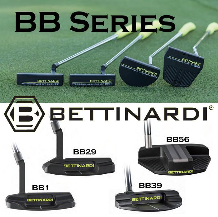 ●2018 BETTINARDI PUTTER/ベティナルディ パターBB Series/ビービー シリーズ