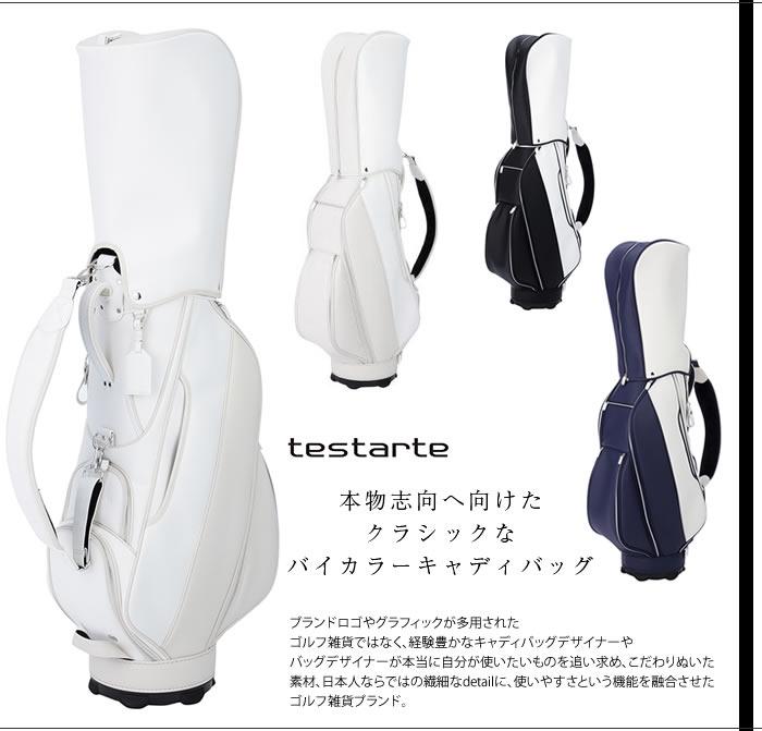 ●testarte(テスタルテ) キャディバッグ73-4183210