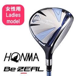 ●ホンマゴルフBe ZEAL 535 Ladies/ビジール 535 レディース フェアウェイウッドVIZARD for Be ZEAL Ladies シャフト