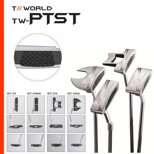 ●ホンマゴルフTW-PTST PUTTER/ツアーワールド PTST パター