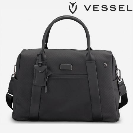 ●VESSEL/ベゼル ボストンバッグSignature 2.0 Duffle/シグネチャー2.0ダッフルバッグ