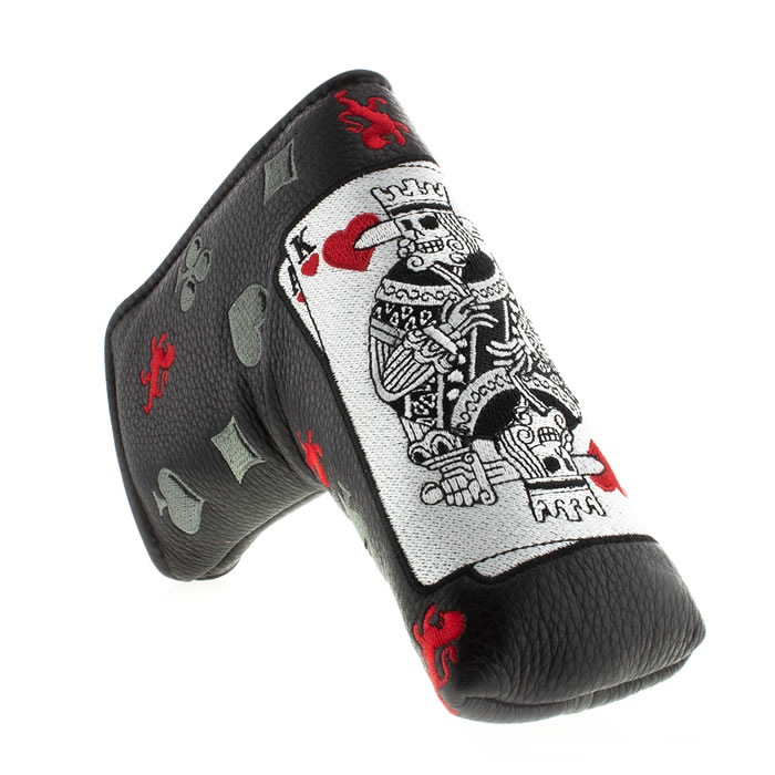 ●Piretti/ピレッティパターカバーTour Only Putter Cover Dealer Wins[数量限定]ツアーオンリー パター カバー ディーラーウィンズ