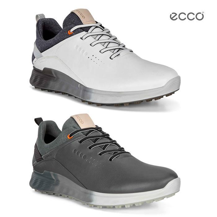●ECCO/エコー ゴルフシューズ【メンズ】S-THREE 102904