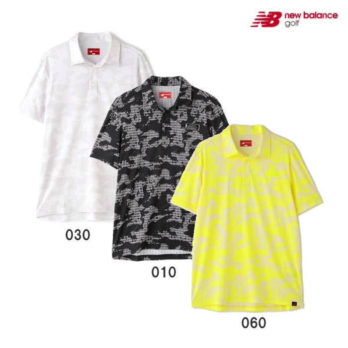●2020 SS new balance/ニューバランス ウェア[メンズ]S/SLEEVE COLLAR SHIRT 012-0168001
