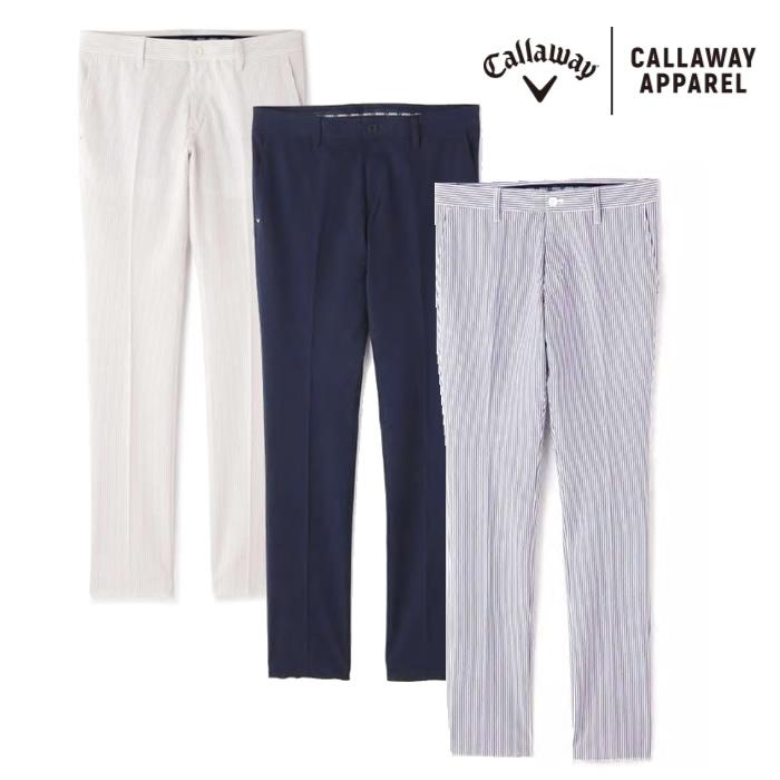 ●2020 S/S Callaway/キャロウェイ ウェア【メンズ】テーパードパンツ 241-0126513