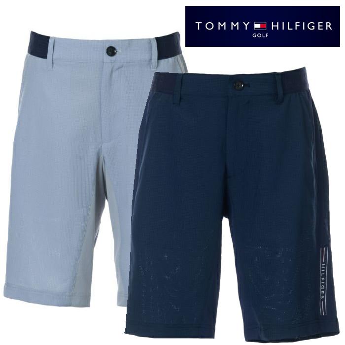 ●2020 TOMMY HILFGER 春夏ウェア【メンズ】トミーヒルフィガーSIDE STRETCH ショートパンツTHMA018