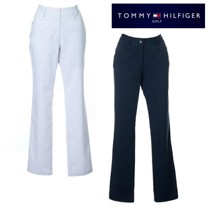 ●2020 TOMMY HILFGER 春夏ウェア【レディース】トミーヒルフィガーBASIC パンツ THLA021