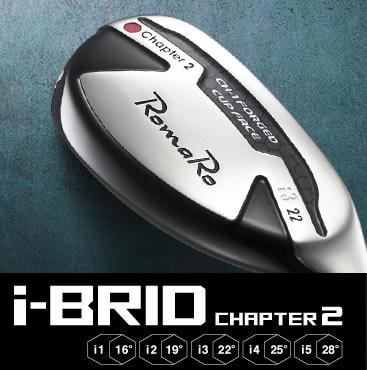 ●RomaRo/ロマロ ユーティリティi-BRID CHAPTER2/アイ・ブリッド チャプター2RJ-iB2(シャフトラボ社製)