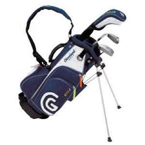 ●クリーブランドゴルフ ジュニアSMALL(3-6才 90~110cm) 3本セット