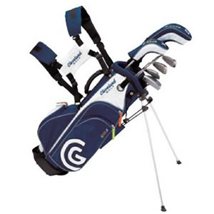 ●クリーブランドゴルフ ジュニアMEDIUM(7-10才 115~135cm) 6本セット