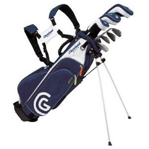 ●クリーブランドゴルフ ジュニアLARGE(11-14才 140~160cm) 7本セット