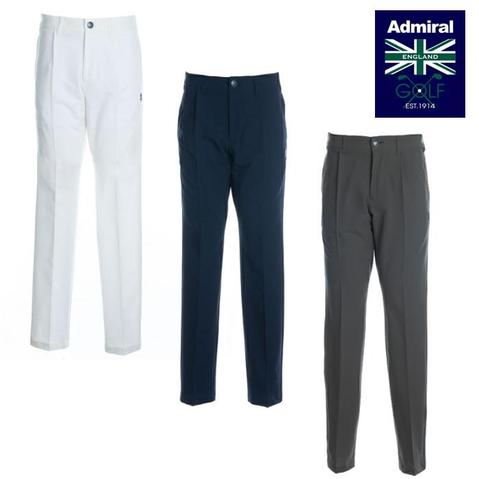●2020 春夏 Admiral/アドミラルウェア【メンズ】サッカーストライプ ワンタックパンツ ADMA037