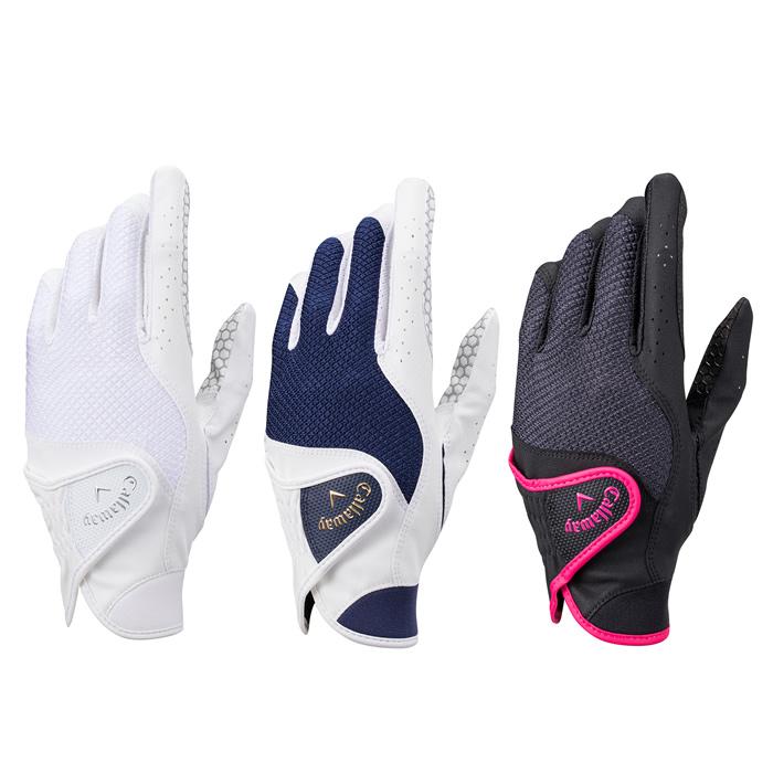 2021 キャロウェイ 記念日 グローブ 女性用 お買い得 Callaway Hyper 片手 Glove Grip 21 Women's JM
