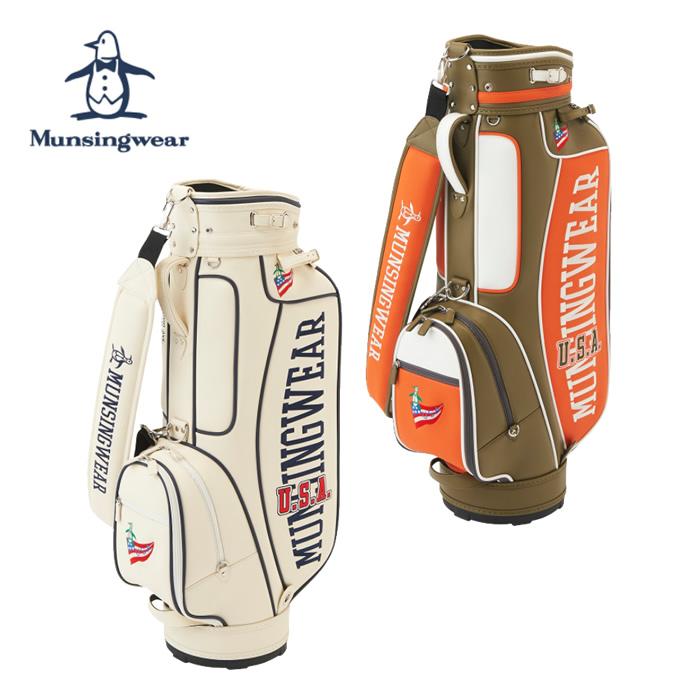 2021 S/S Munsingwear マンシングウェア キャディバッグ【メンズ】MQBRJJ05 10060544